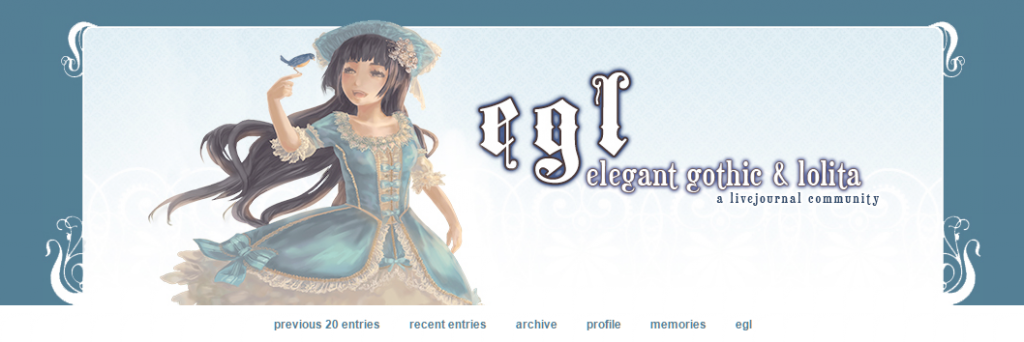 Join in again at the LiveJournal EGL Community and posting more…